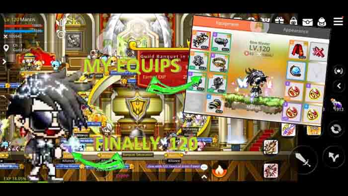maplestory-m-on-mobile-platform