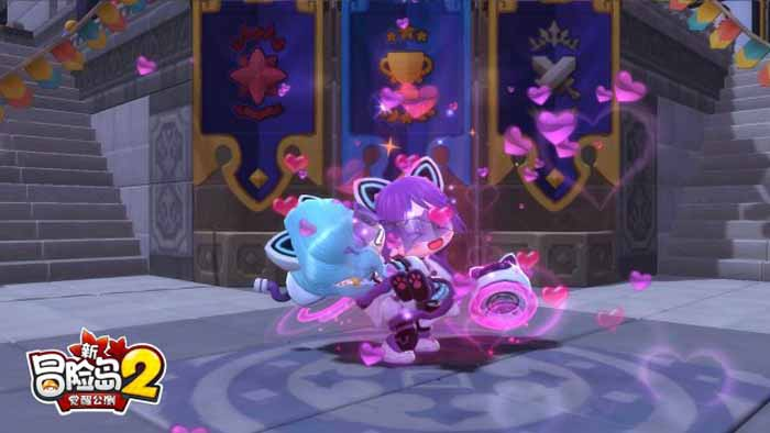 Anniversary Version of MapleStory 2 is Online Now for You to Reveal