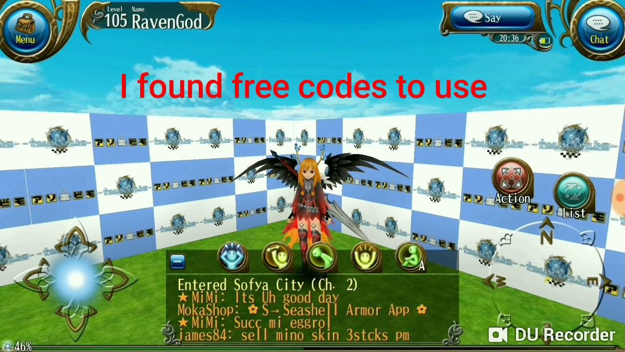 Toram Online  free code